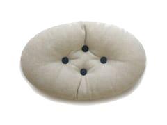 Cuscino ovale in tessuto per divani PARTY | Cuscino ovale - Party