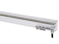 Barra a LED in plastica da incasso per esterniPASEO_L - LINEA LIGHT GROUP
