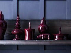 Vaso in ceramicaPASSADE - ADRIANI E ROSSI EDIZIONI