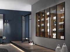 Mobile da bagno da incasso con ante in vetroPASSEPARTOUT | Mobile bagno da incasso - ARTELINEA