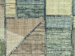 Carta da parati patchwork in tessuto non tessutoPATCHWORK - JANNELLI & VOLPI