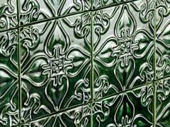 Theia, PATTERN Piastrelle con superficie tridimensionale in ceramica