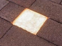 Pavimentazione luminosa per esterniPAVER LED - PAVER COSTRUZIONI