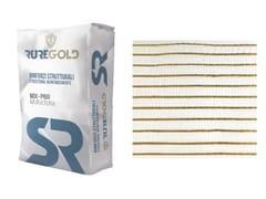 RUREGOLD, PBO-MESH 44 FRCM in fibra di PBO 44 g/m2 e matrice inorganica