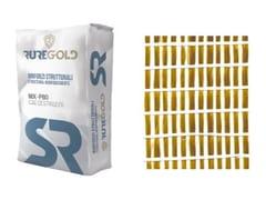 FRCM in fibra di PBO 88 g/m2 e matrice inorganicaPBO-MESH 88 - RUREGOLD