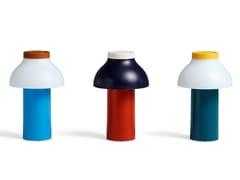 Lampada da tavolo a LED senza filiPC | Lampada da tavolo senza fili - HAY