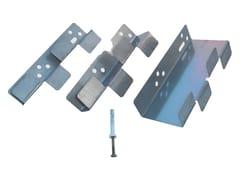 Fissaggio speciale per isolantePC® F - FOAMGLAS ITALIA
