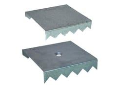 Fissaggio speciale per isolantePC® SP 150/150 - FOAMGLAS ITALIA