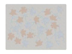 Trapunta jacquard con motivi florealiPEACH BLOSSOM METALLIC | Trapunta - SANS TABÙ