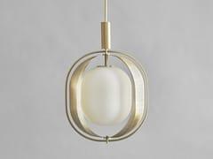Lampada a sospensione a luce diretta e indiretta in ottonePEARL | Lampada a sospensione - 101 COPENHAGEN