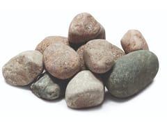 Ciottoli da giardino in pietra naturaleCIOTTOLO MILLEFIORI - BERNARDELLI GROUP