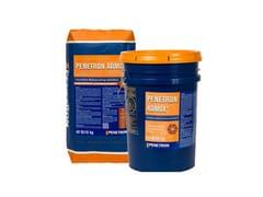 PENETRON ITALIA, PENETRON® ADMIX Additivo per impermeabilizzazione e protezione calcestruzzo