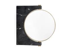 Specchio basculante in marmo da paretePEPE MARBLE MIRROR WALL - MENU