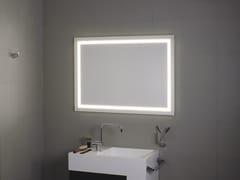 KOH-I-NOOR, PERIMETRALE LED Specchio con illuminazione integrata per bagno
