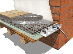 Consolidamento solaio e struttura in legnoPERIMETRO FORTE - LATERLITE