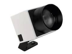 Proiettore per esterno a LED orientabile in alluminioPERISKOP NARROW - LINEA LIGHT GROUP