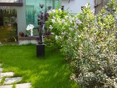 Giardino pensile intensivo con arbusti e piccoli alberiPERLIROOF con arbusti e piccoli alberi - PERLITE ITALIANA