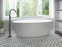 Vasca da bagno centro stanza con sedutaPERSEA - JACUZZI® EUROPE