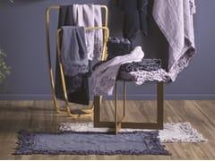 LA FABBRICA DEL LINO, PETALI | Tappeto per bagno  Tappeto per bagno