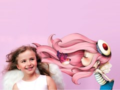 Adesivo da parete per bambiniPETIT PIOU - ACTE DECO