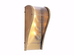 Applique a luce diretta fatta a mano in ottone PETITOT IV | Applique - Petitot