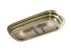 Lampada da soffitto a luce diretta fatta a mano in ottone PETITOT VI | Lampada da soffitto - Petitot