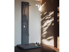 Colonna doccia in Cementoskin®PETRA | Colonna doccia - AGAPE