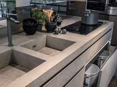 Top cucina in gres porcellanatoPETRA ITOP - INALCO