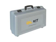 Impianto di produzione e distribuzione dell'energiaOIL KIT - EMILIANA SERBATOI