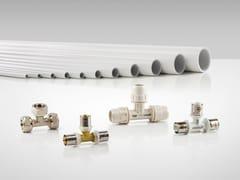 Sistema di tubazioni multistratoPEXAL - VALSIR
