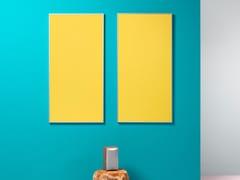 Pannello acustico a parete in tessuto riciclatoPFA - PLANNING SISPLAMO