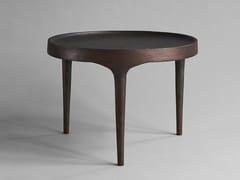 Tavolino da caffè rotondo in ghisaPHANTOM | Tavolino basso - 101 COPENHAGEN
