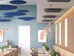 Pannelli decorativi fonoassorbenti in PET riciclatoPHONOLOOK DESIGN ECO - ETERNO IVICA