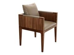 Sedia in legno con braccioli PIANPIAN | Sedia con braccioli - Pianpian