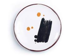 Set di piatti da portata in ceramicaPIATTI D'AUTORE | Piatto piano - PAOLO CASTELLI