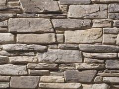 Rivestimento di facciata in pietra ricostruitaPICEDO P39 - GEOPIETRA®