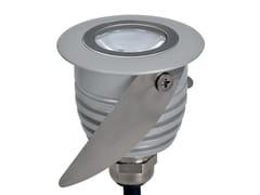 Faretto per esterno a LED in acciaio inox da incassoPICO - ADHARA