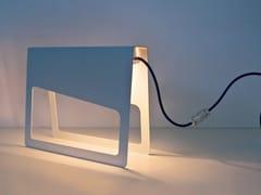 Lampada da tavolo in metalloPIEGA - MEMEDESIGN