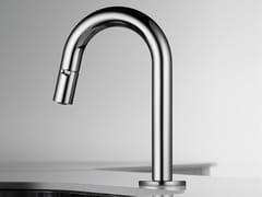 Rubinetto da cucina da piano monocomando monoforoVALVOLA A COLONNA 25.001.010.000 - FRANKE WATER SYSTEMS