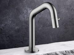 Rubinetto da cucina monocomando in acciaio inoxVALVOLA A COLONNA 25.001.011.700 - FRANKE WATER SYSTEMS