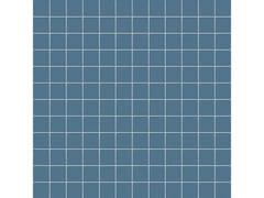 Pavimento/rivestimento in gres porcellanatoPIOGGIA MATT SU RETE - CE.SI. CERAMICA DI SIRONE