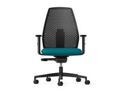 Sedia ufficio operativa a 5 razzePIPER | Sedia ufficio operativa - ARTE & D