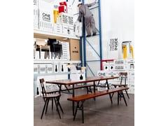 Sedia in legnoPIRKKA | Sedia in legno - ARTEK