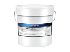 Pittura minerale in pasta a base di grassello di calcePITTURA ALLA CALCE - ATTIVA