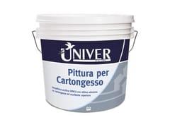 Pittura opaca per cartongessoPITTURA PER CARTONGESSO - PPG UNIVER