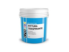 CROMIX, PITTURA TRASPIRANTE Pittura Traspirante per interni