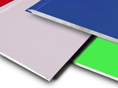 MAXON ®, PLAIN COLOR SHEETS Pannello sandwich per controparete