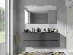 Mobili bagno con specchierePLANA 25 - BERLONI BAGNO