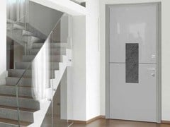 Pannello di rivestimento per porte blindatePLANAR - ALIAS SECURITY DOORS