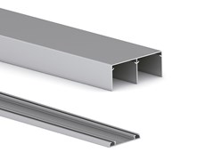 Sistema di aperture per ante scorrevoli in alluminioPLANCARD 74 - EMUCA